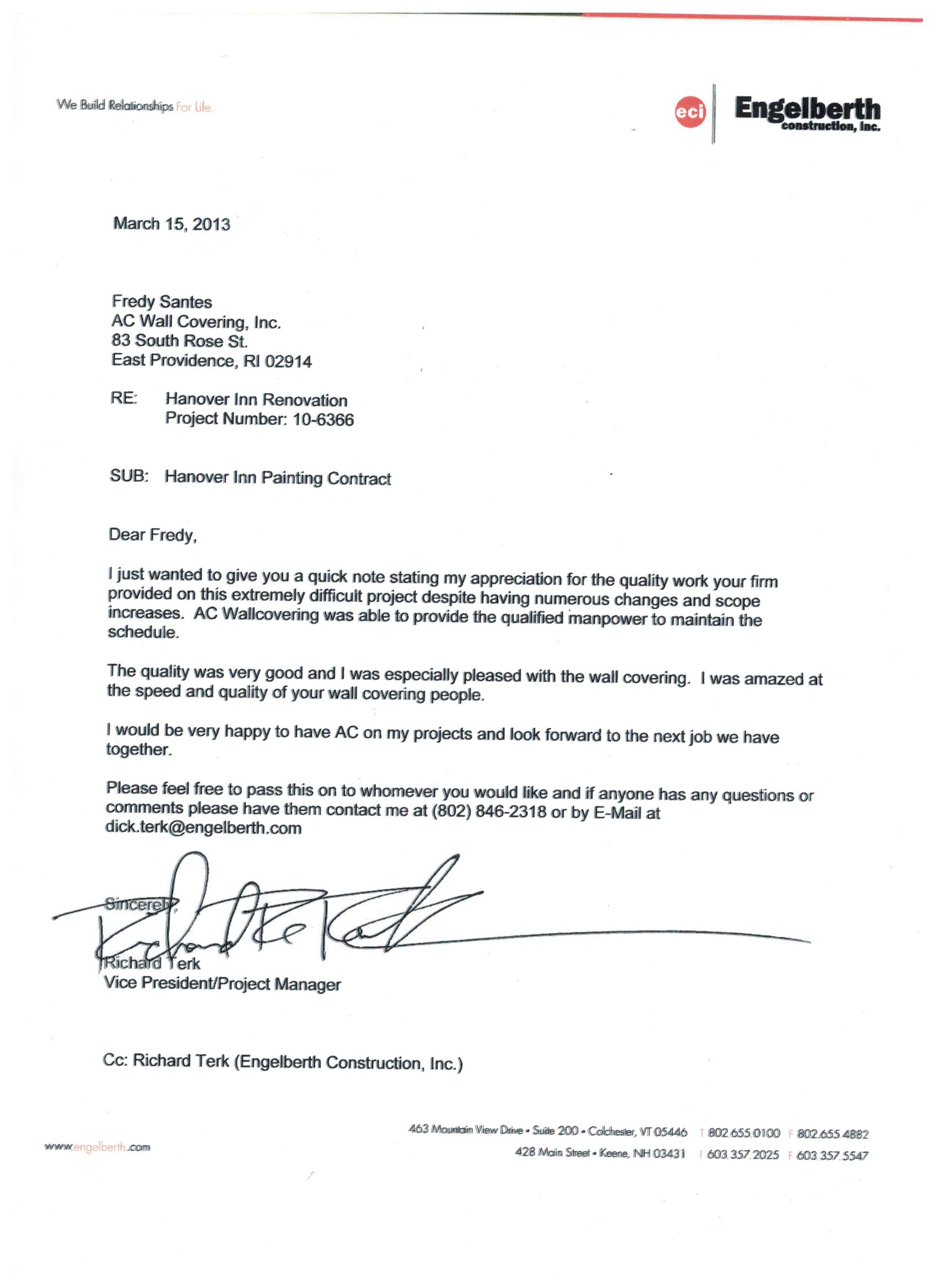Job Recommendation Letter For Employee Best Letter Of Reference